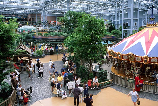 Mall of America, Minnesota, USA