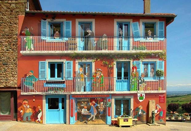 Patrick Commecy street-art