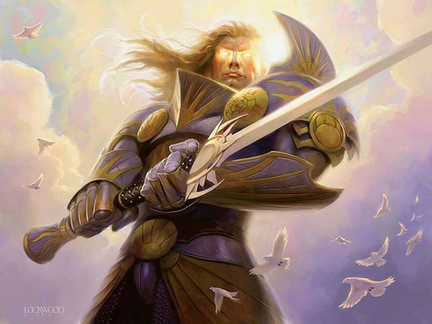 Is White Really THAT Bad in Commander MTG Sun Titan