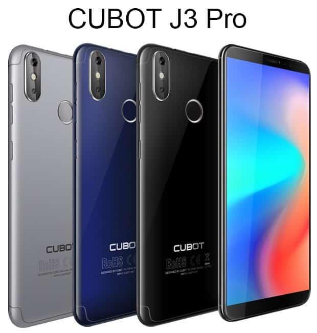 CUBOT J3 PRO SPECS