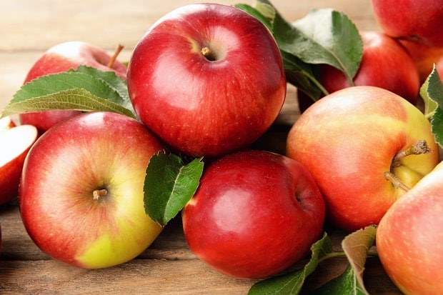 Яблоки состав и полезные свойства