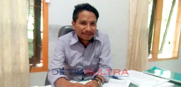 Komisioner KPU Buton Hikarni Ali