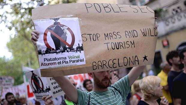 Why the tourism industry has to change