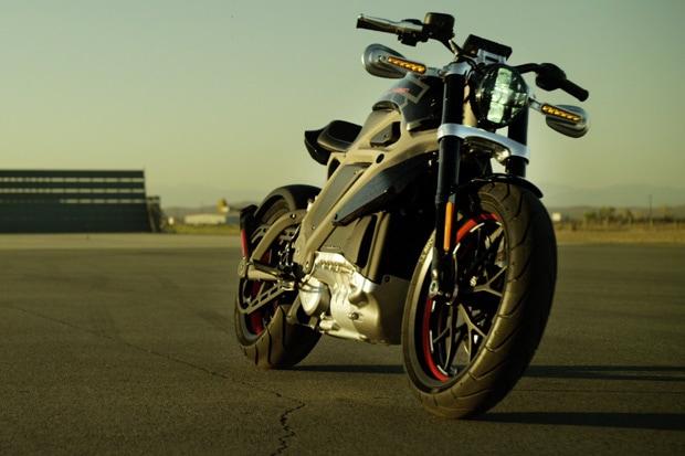 Project LiveWire - Harley Davidson
