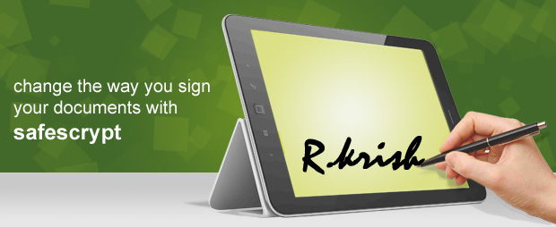 Sify Digital signature