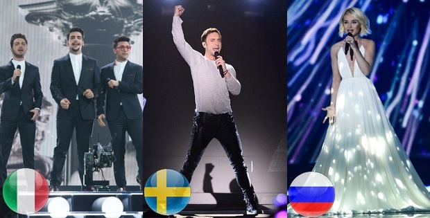 Sweden gets top points from Europe at Eurovision 2015