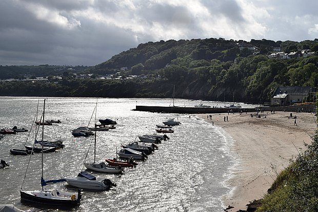New Quay Wales Ceredigion