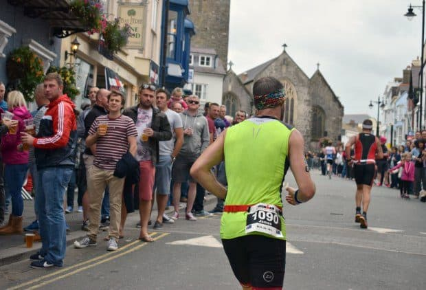 Suporters Tenby Ironman