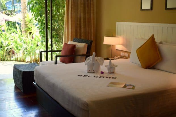 Rooms at Novotel Phuket Surin Beach