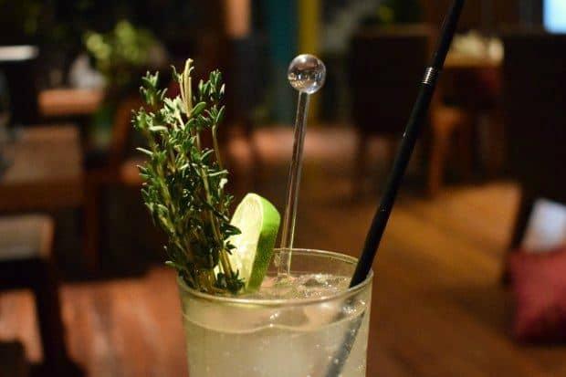 Tai restaurant Novoel Phuket Surin drink