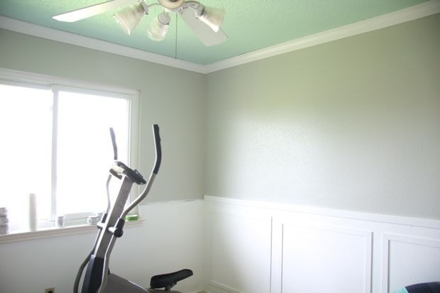 How We Chose A Paint Color For Our Nursery Love Renovations