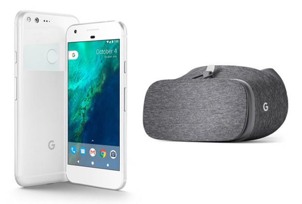 New Gear Announced Google Pixel Event