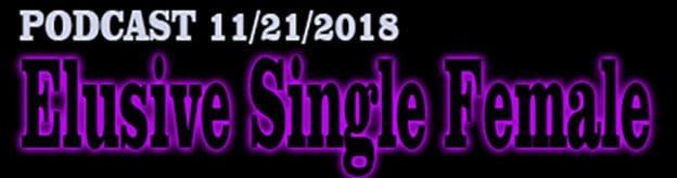 Elusive Single Female