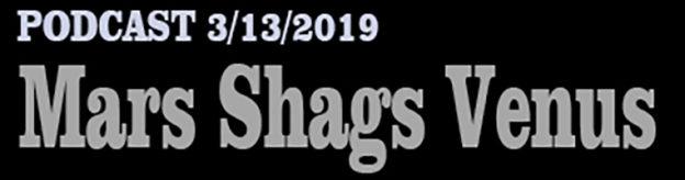 Mars Shags Venus