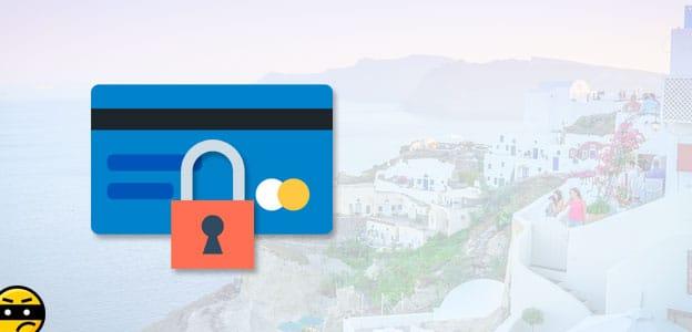 Creditcard blokkeren