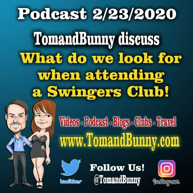 What we look for when we attend swing clubs