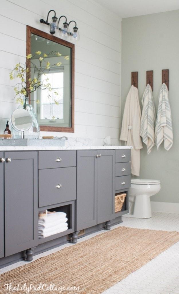Lake House Master Bathroom