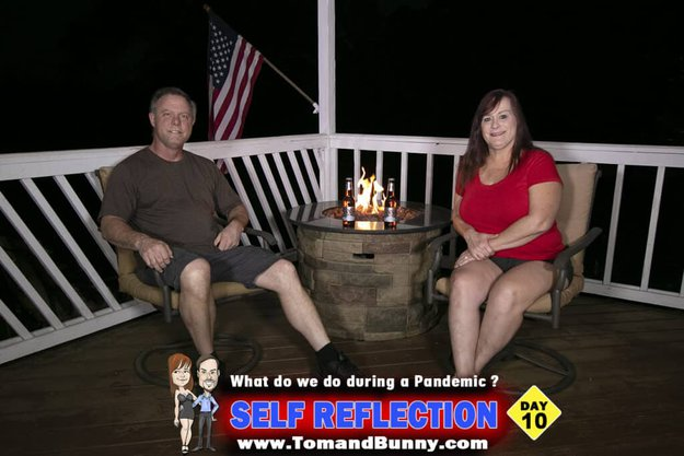 Day 10 - What do we do during a Pandemic - Self Reflection