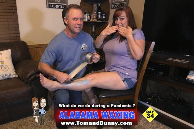 Day 34 - What do we do during a Pandemic - Alabama Waxing