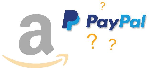 Amazon met PayPal betalen