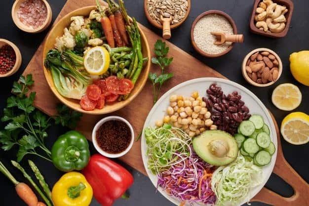 vegan veggetables
