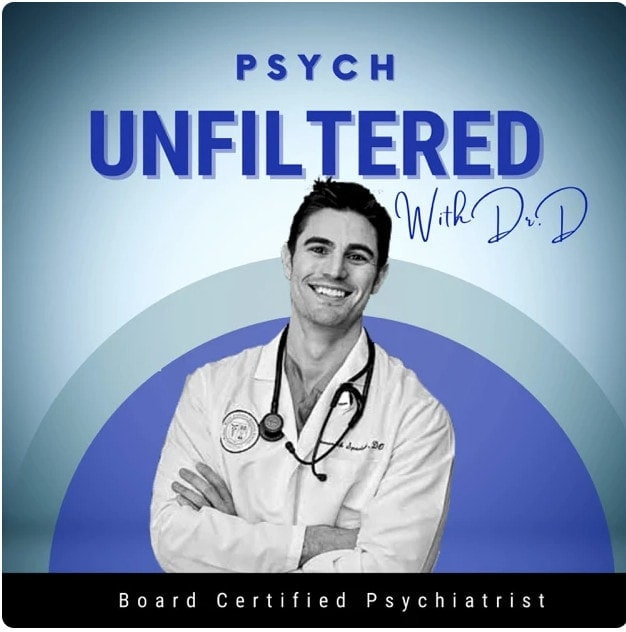 Psych Unfiltered with Dr. Domenick Sportelli