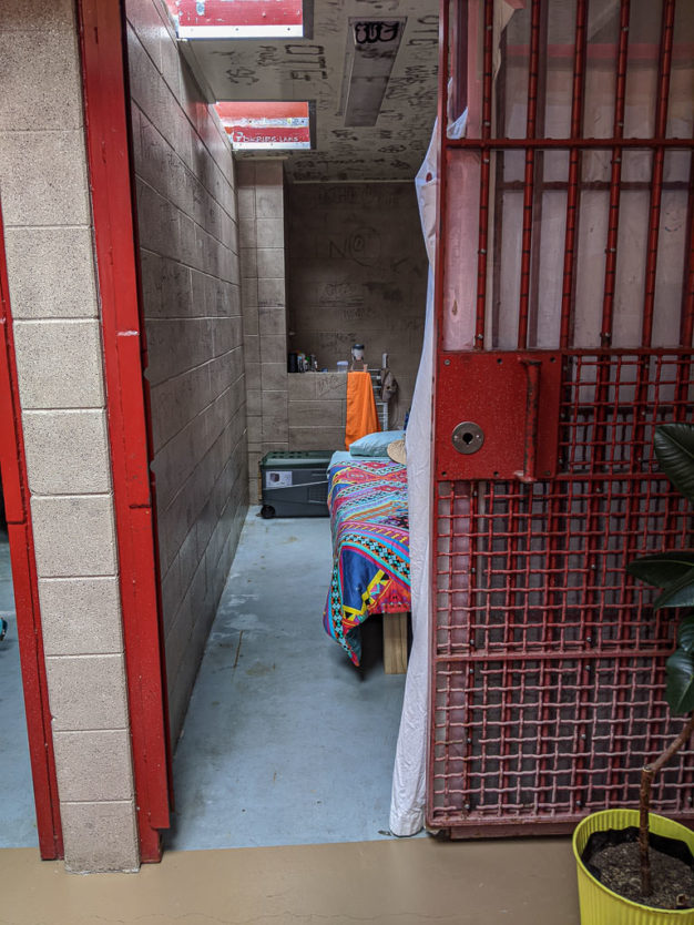 cell block backpackers whangarei northland new zealand