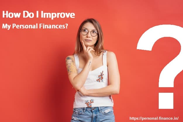 improve your personal finances