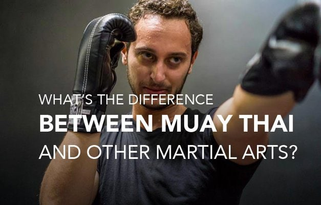 What's the Difference Between Muay Thai and Other Martial Arts?
