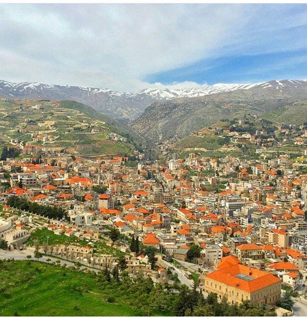 Zahle bekaa valley Lebanon