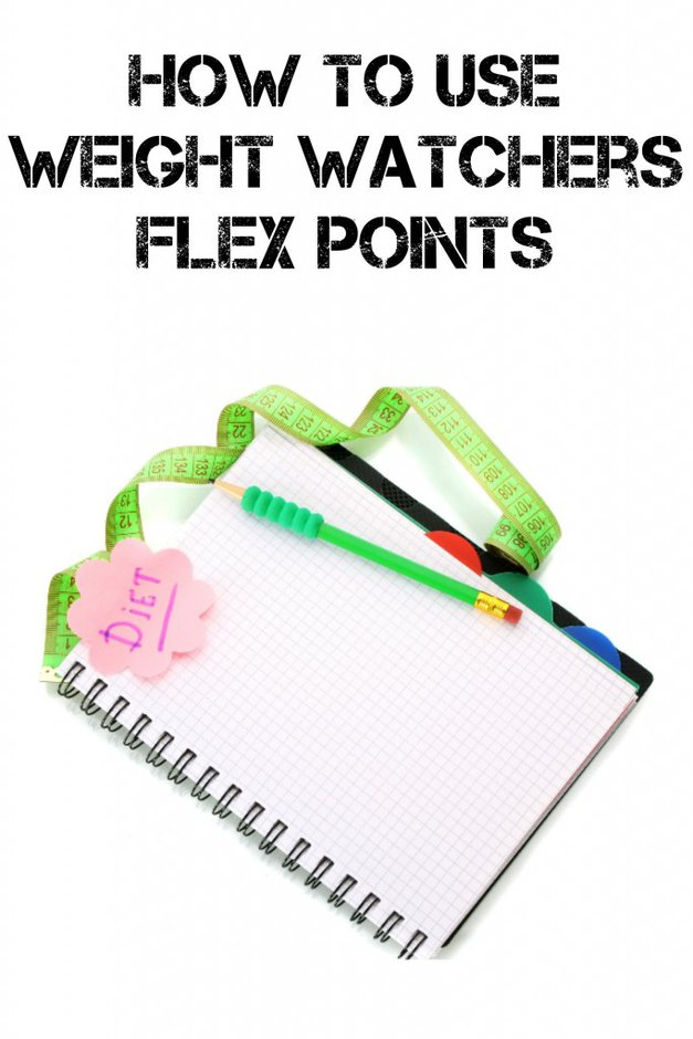 How To Use Weight Watchers Flex Points