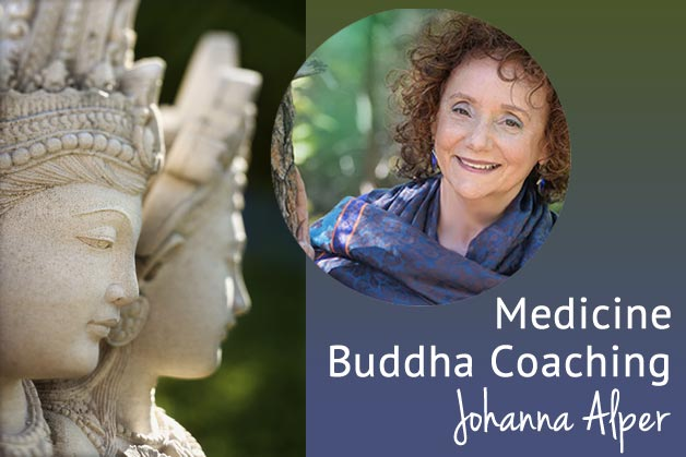 Holistic Business Coaching with Johanna Alper of Medicine Buddha Coaching