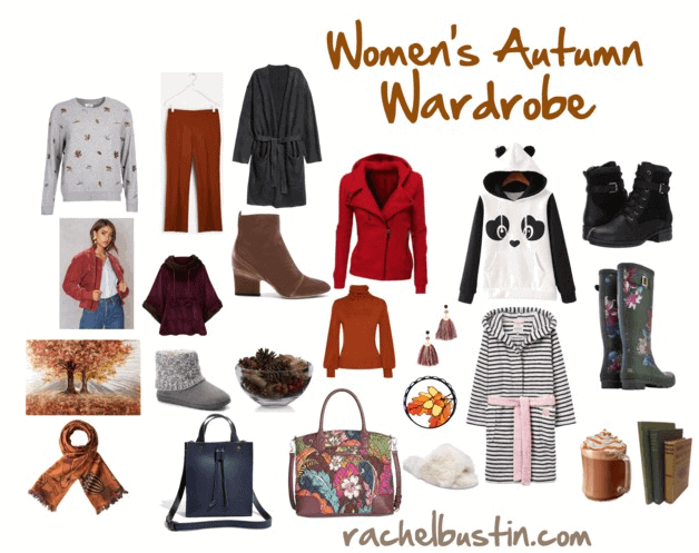 Women's Autumn Wardrobe