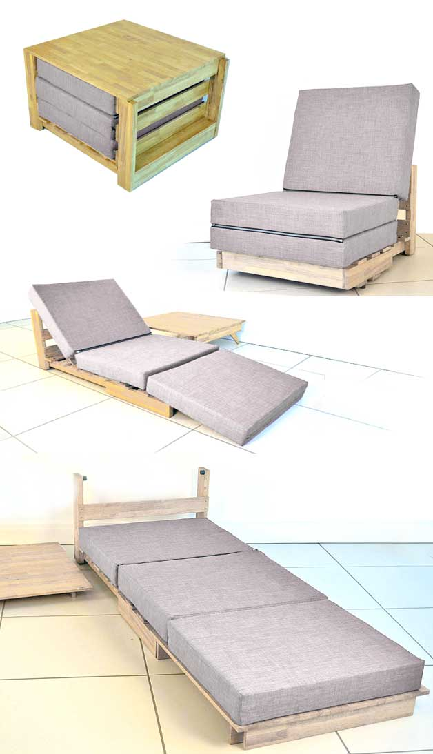 chair-bed