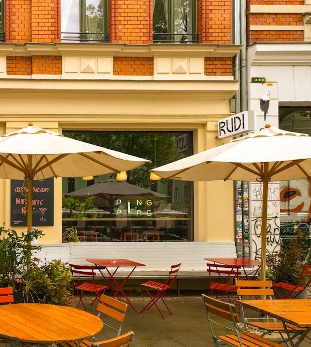 Rudi Bar Leipzig