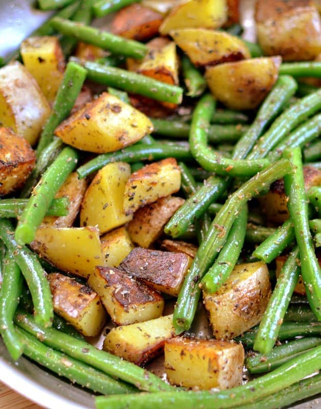 Pan Fried Potatoes