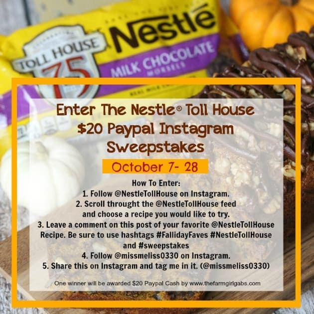 Instagram Sweepstakes 2