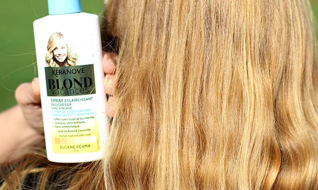 Blond Vacances Spray
