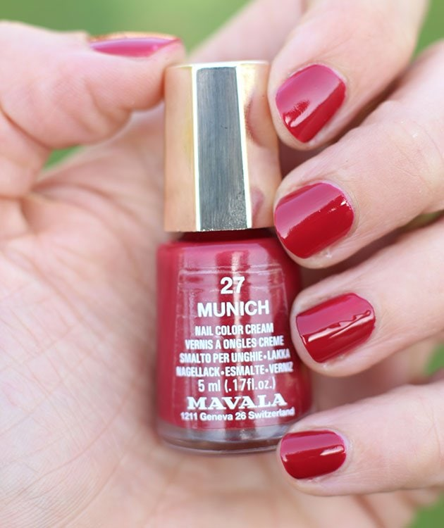 Munich - Mavala Nail Polish