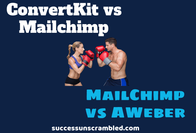 Convertkit vs MailChimp - 630x430