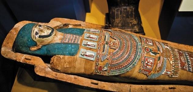 Smithsnonian Mummy