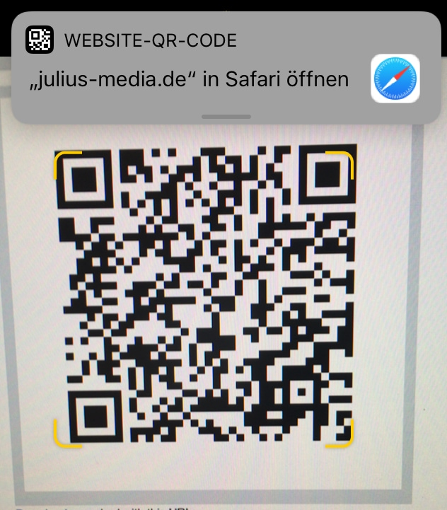 Google UTM Parameter QR Code Scan
