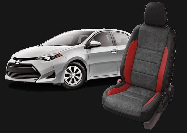Toyota Corolla leather seats