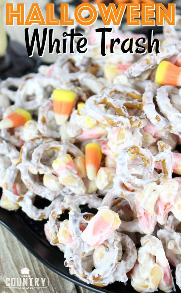 Halloween White Trash recipe at The Country Cook