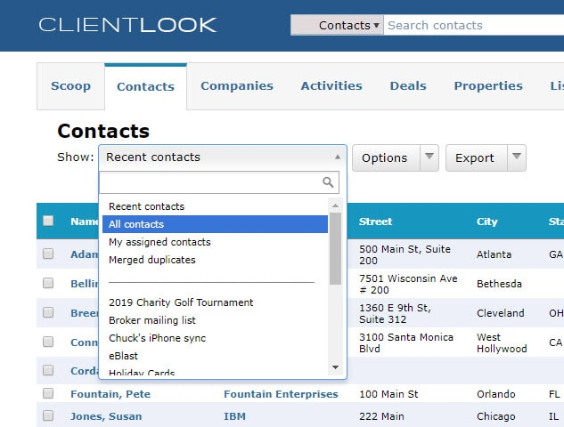 How To Back Up Your ClientLook CRM Data_1