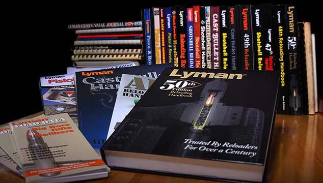 Best Reloading Manuals FI