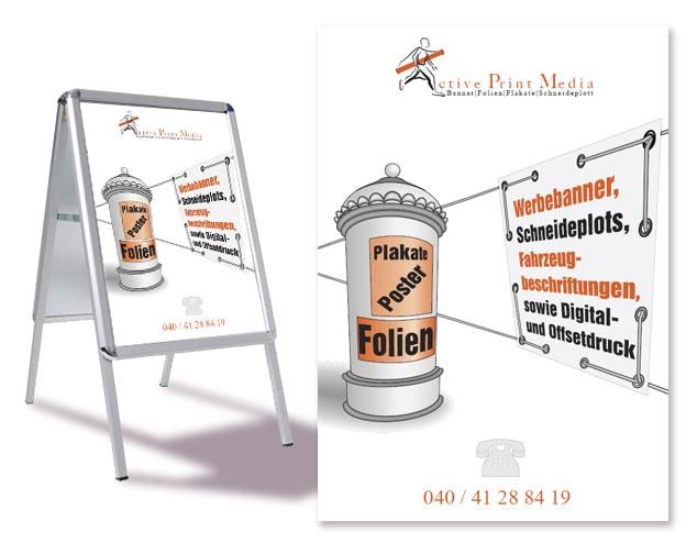 ActivePrintMedia-Plakat