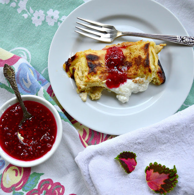 Easy Blintz Casserole