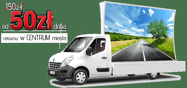 Busy Reklamowe - Przyczepy.KmPolska.pl