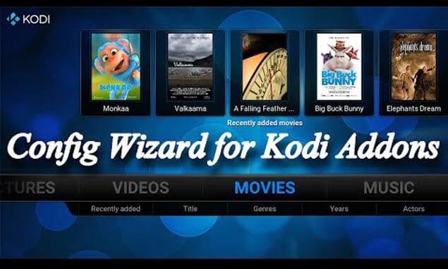 Kodi Config Wizard